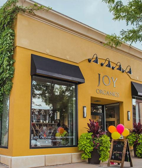 Joy Organics store