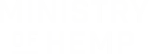 Ministry of Hemp logo